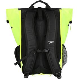speedo Team III+ Backpack Black/Fluo Yellow